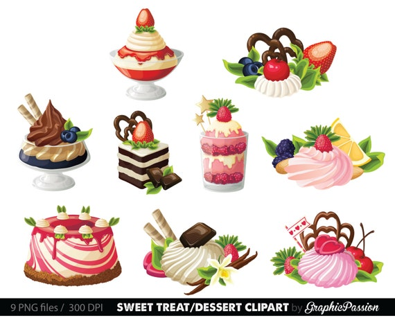 free clipart images desserts - photo #50