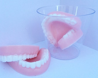 Over the Hill & Fabulous! - Peppermint Scented Denture Soaps  - FEATURED ON The Today Show Blog!