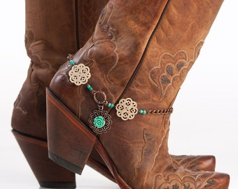 Summer Belle Boot Bling by Redneck Couture ~ Boot Jewelry ~ Boot Accessories
