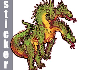 Hydra Sticker