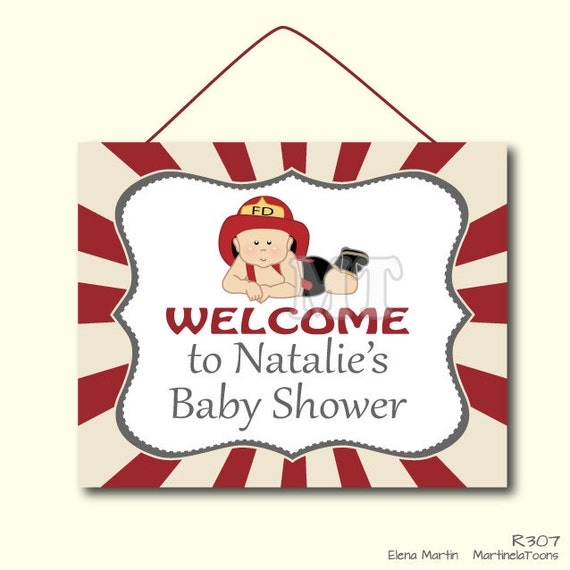 red baby shower welcome sign baby shower print printable boy baby