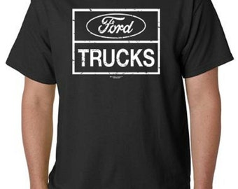 Ford Trucks T-Shirt All Sizes And Colors (514)