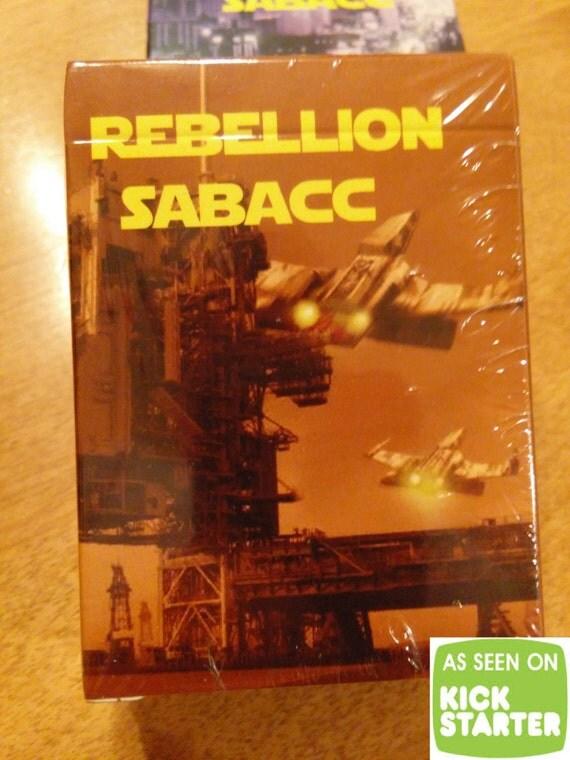 Star Wars Sabacc Card Game