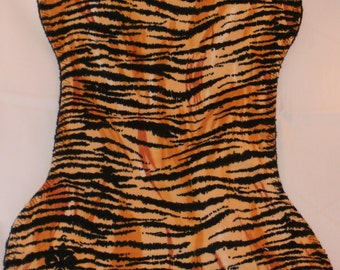 Tiger Burp Cloth and Bib Set