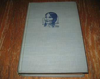 Sale!!! Sacajawea Of The Shoshones Vintage Book - 1943 - Signed By The Author Della Gould Emmons