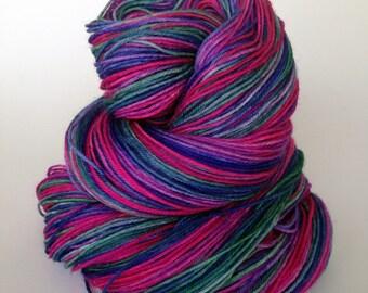 Hey! Little Girl - Super Sock - 75/25 SW Wool/Nylon 100g