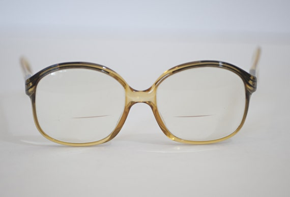 1970s Zeiss Eye Glasses Vintage Seventies by TheMavenofVintage