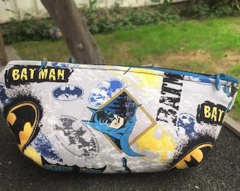 Batman Zipper Pouch