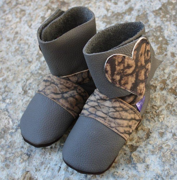 soft sole leather boots recycled eco friendly walkers baby