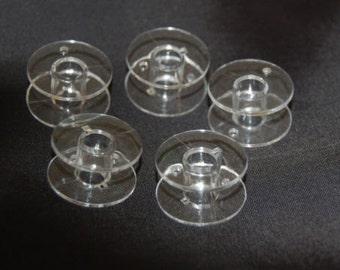 5pcs set Nähgarn roll sewing accessories yarn reel