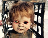 The Jackal, Altered, horror, porcelain doll, 13 Ghosts, creepy, horror movies, DIY, gift