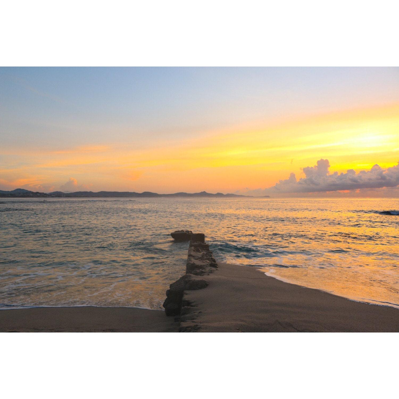 sunset beach san - photo #41