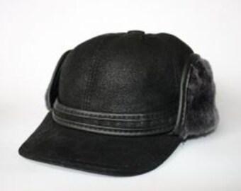 Lambskin hat