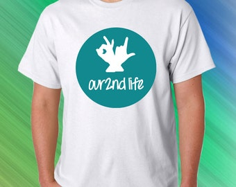 Our2ndlife Logo O2L Shirt our 2nd seco...