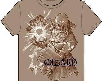 Classic Classes Wizard T-Shirt