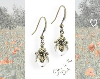 ESMILLA Magic-Light earrings *glow in the dark*