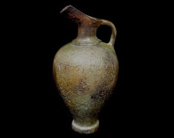 Bronze Pouring Vessel