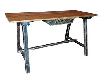 Hand Made Desk handmade desk | etsy