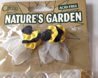 Offray Nature's Garden Ribbon Accessories