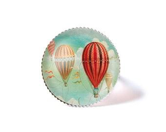 Hot air balloons ring