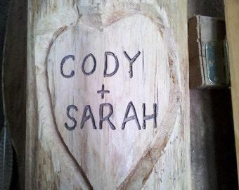 Newlywed Lovers log