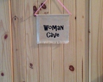 Banner for Woman , kit, sewing room, door decoration