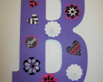 Decorative Letter - Initials