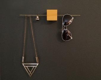 Accessories organizer - light orange
