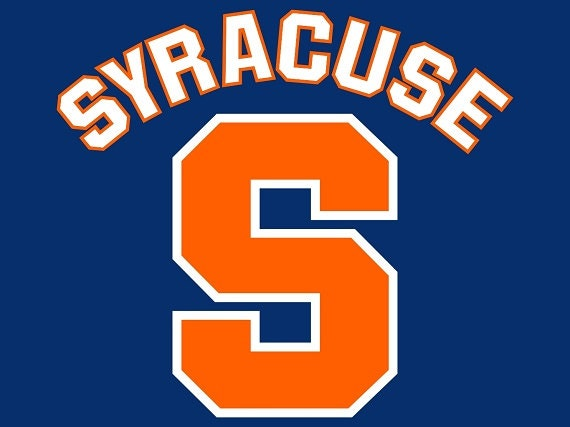 Syracuse University Logo Embroidery Design by EmbroideryBella
