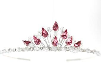 Childrens Wedding Headdresses,  Bridesmaid Headdresses, Wedding Hairband, Flower Girl Headdress, First Communion Headdresses