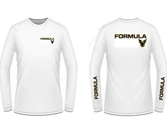 Formula Boats Long Sleeve T-Shirt