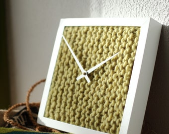 Knitted Dial Watch