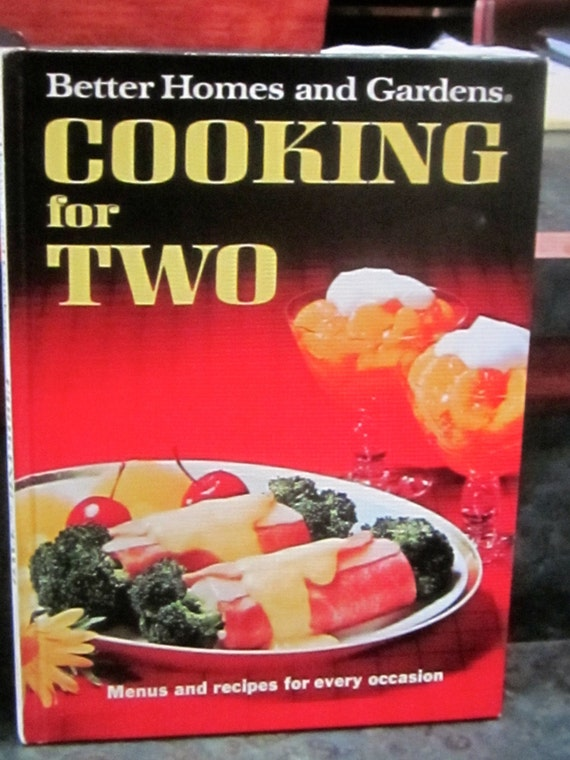 Cooking For Two Better Homes And Gardens Books