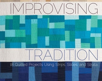Improvising Tradition, Signed Copy FREE shipping