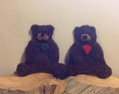 Special Order for Eyrn Wool Hand Felted Bear  Ornament