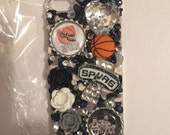 San Antonio Spurs iPhone 5 case