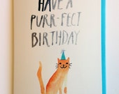 Have a Purr-fect Birthday