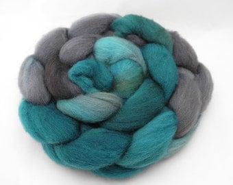 Kara Hand Dye Spinning Fiber - Roving Dyed to Order