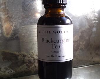 Blackcurrant Tea Extract Artisanal Small Batch Handmade in Brooklyn, NY