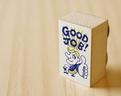 Lovely office rubber stamps - Good job - Small size