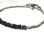 Black Diamond Bracelet, Black Diamond Jewelry, April Birthstone, April Bracelet, April Jewelry, Karen Hill Bracelet, Karen Hill Jewelry