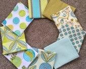 Fabric Destash no. 136 -- 9 Fat Quarters
