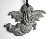 Granite Cthupid Ornament