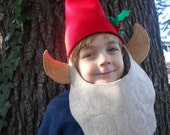 Christmas Gnome/Elf hat