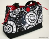 Doctor Who ((12th Doctor)) Inspired Clocks Purse