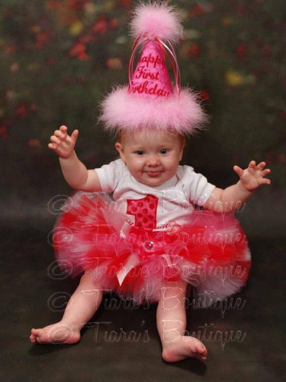 Red Pink White Tutu, Valentine's Day Tutu, Girls Tutu, Red Hot, Newborn Photo Prop, Baby Tutu, Toddler Tutu, First Birthday Tutu