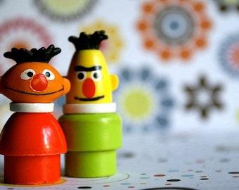 I Like You - Bert and Ernie - 8x10 Photographic Print