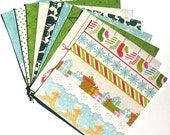 Holly Days - 6x6 Recollections Jingle Bells Paper Pack