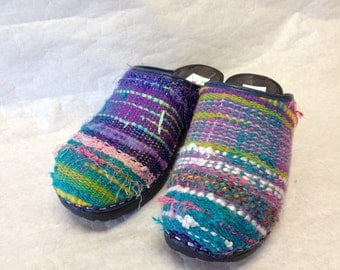 Create your own Handwoven Clog-