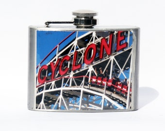 FLASK - Cyclone - 4oz